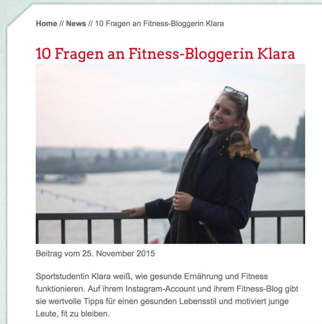 Klara-Fuchs-Interview
