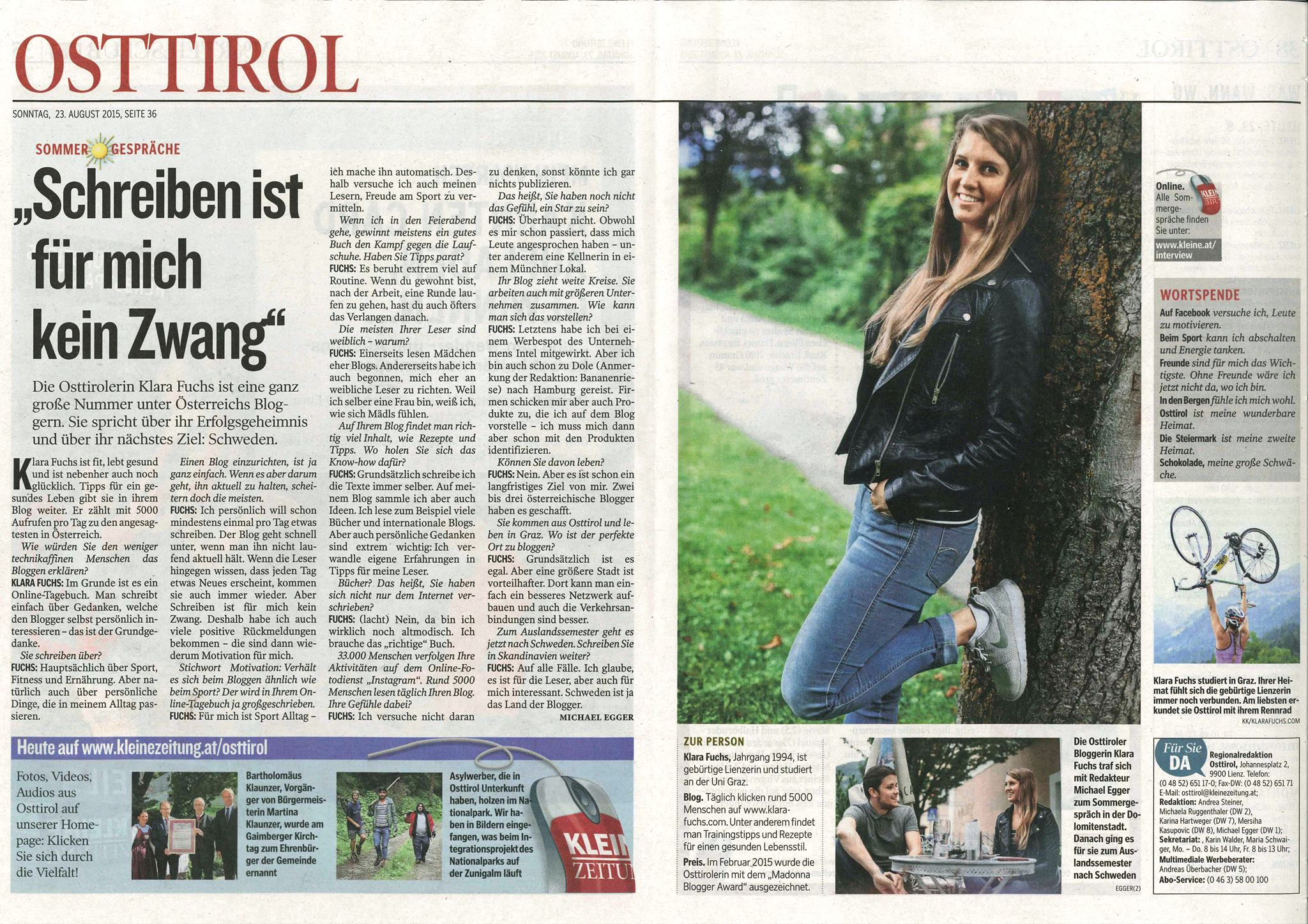 Kleine-Zeitung-Klara-Fuchs