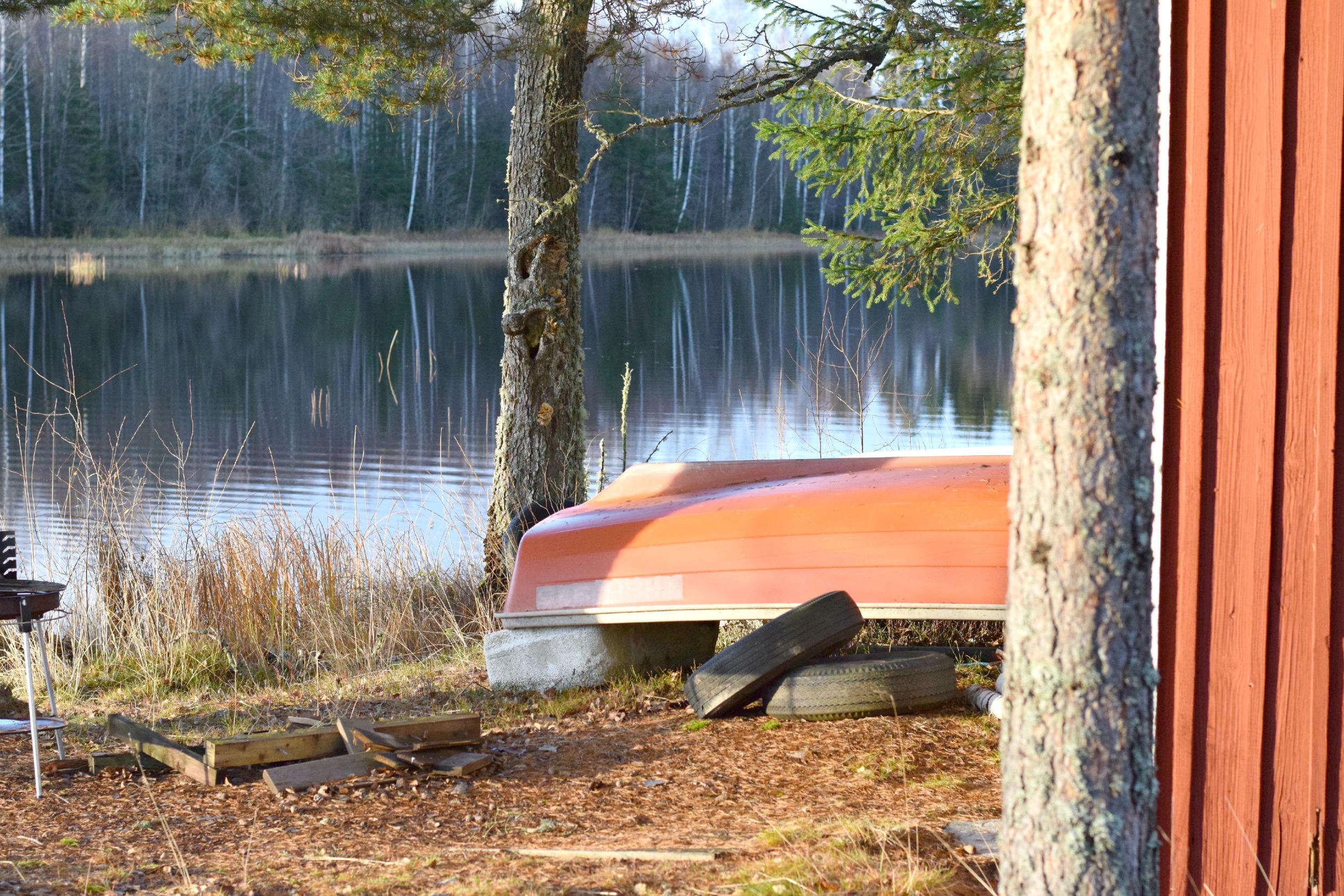 Klara-Fuchs-Mormor-Boat
