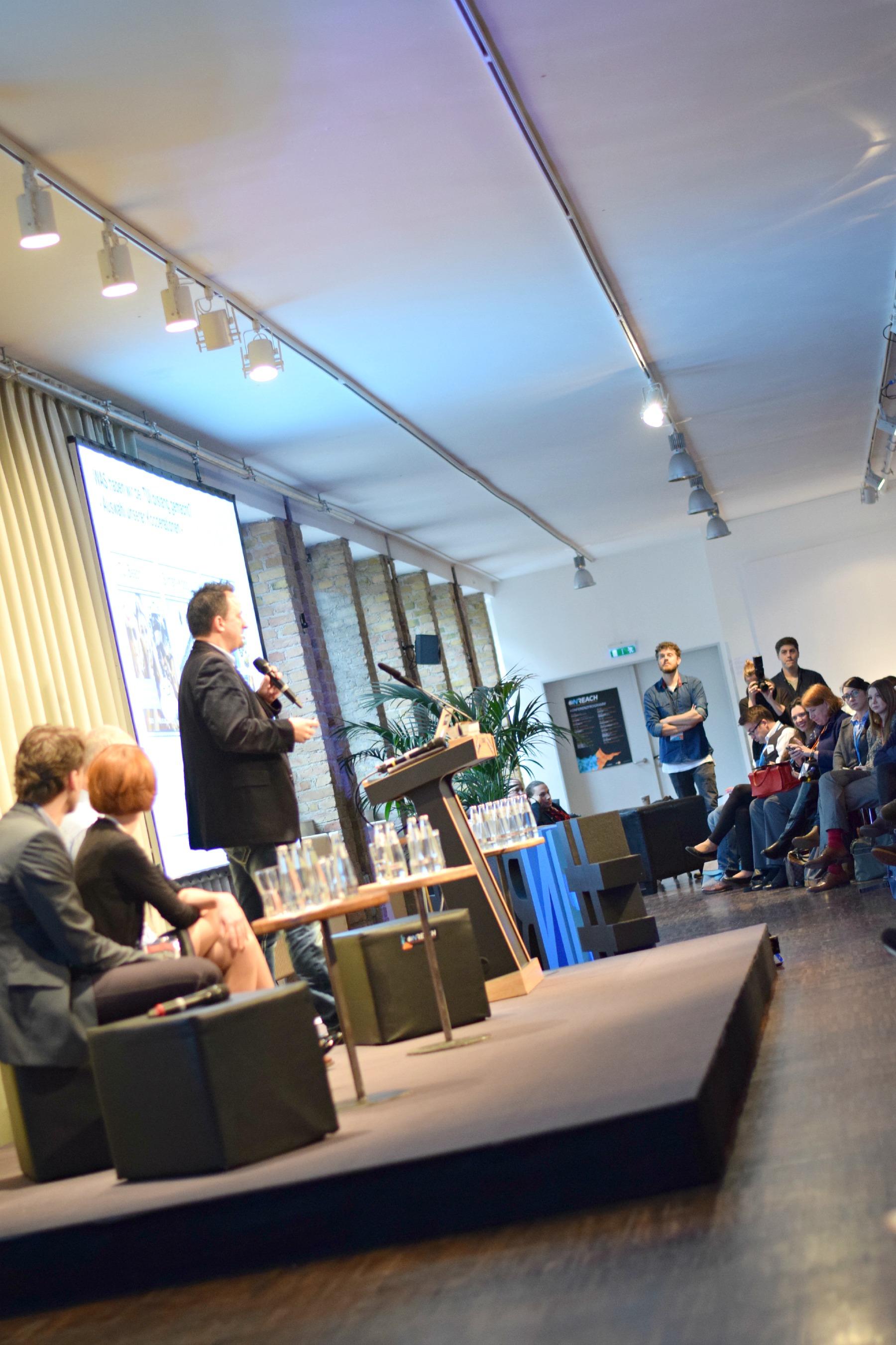 Klara-Fuchs-Inreach-Konferenz