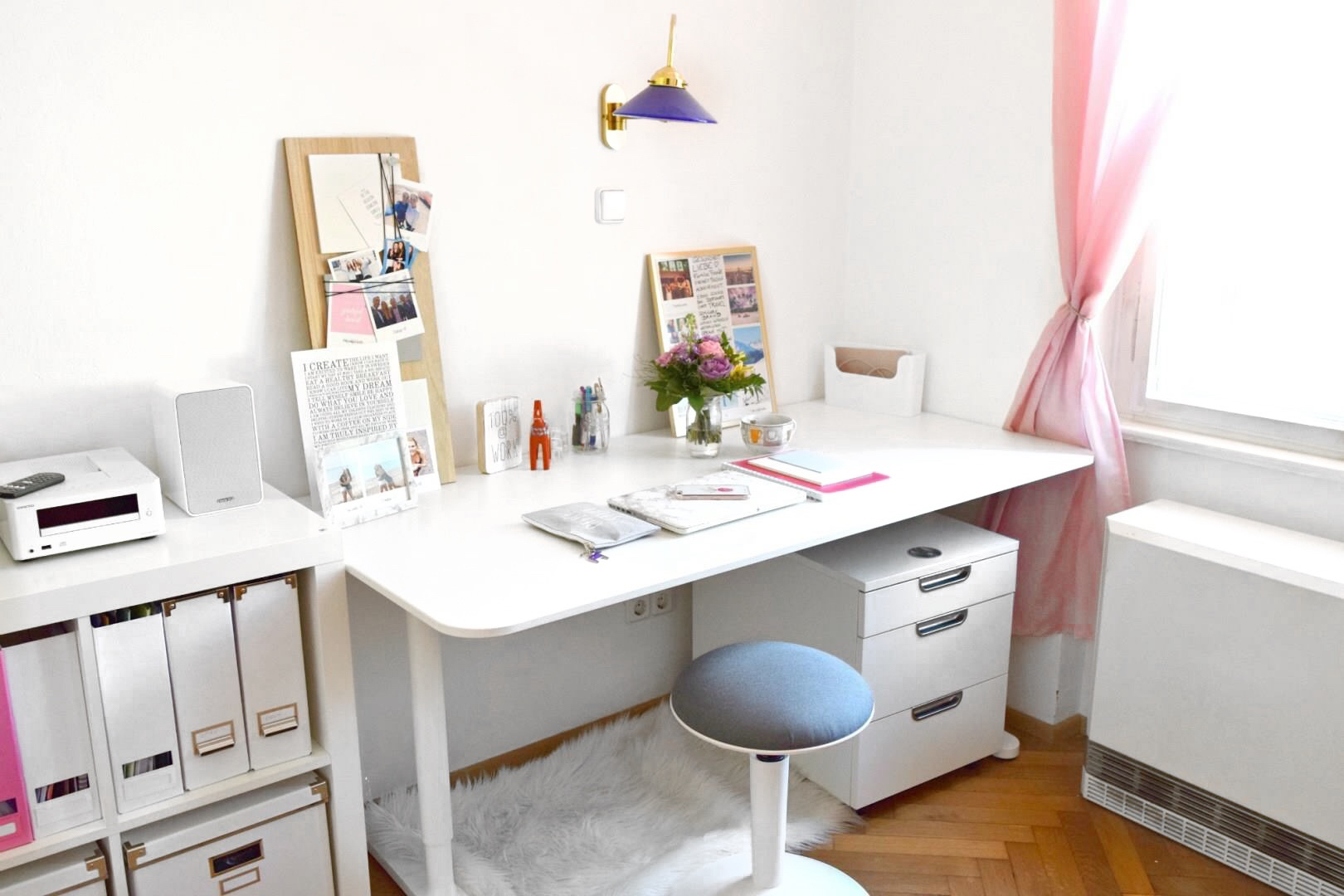 Beautiful Home Office Arbeitsplatz Zuhause Ideas   Einrichtungs .