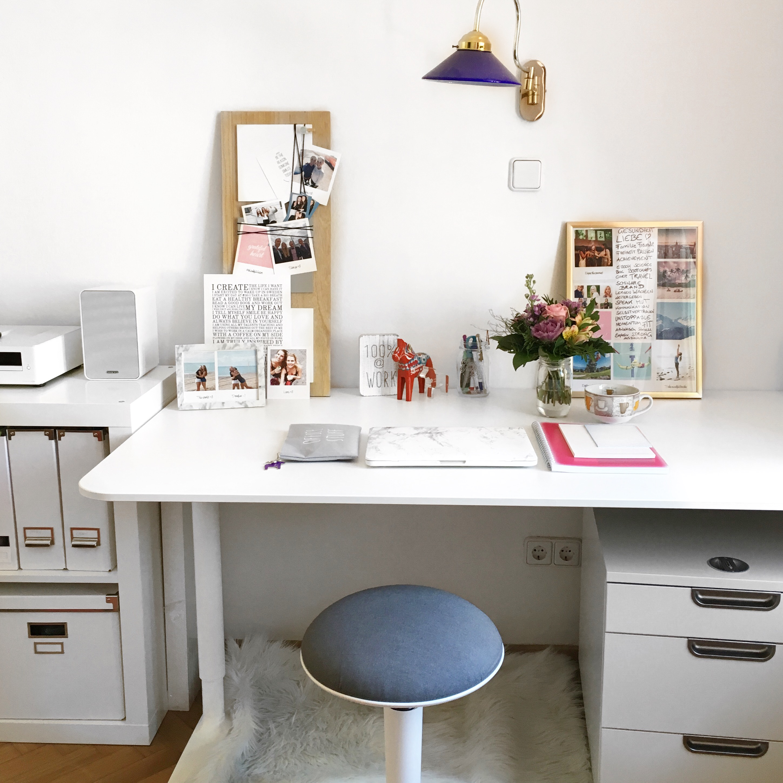 mein home office b ro f r zu hause neuer fokus. Black Bedroom Furniture Sets. Home Design Ideas