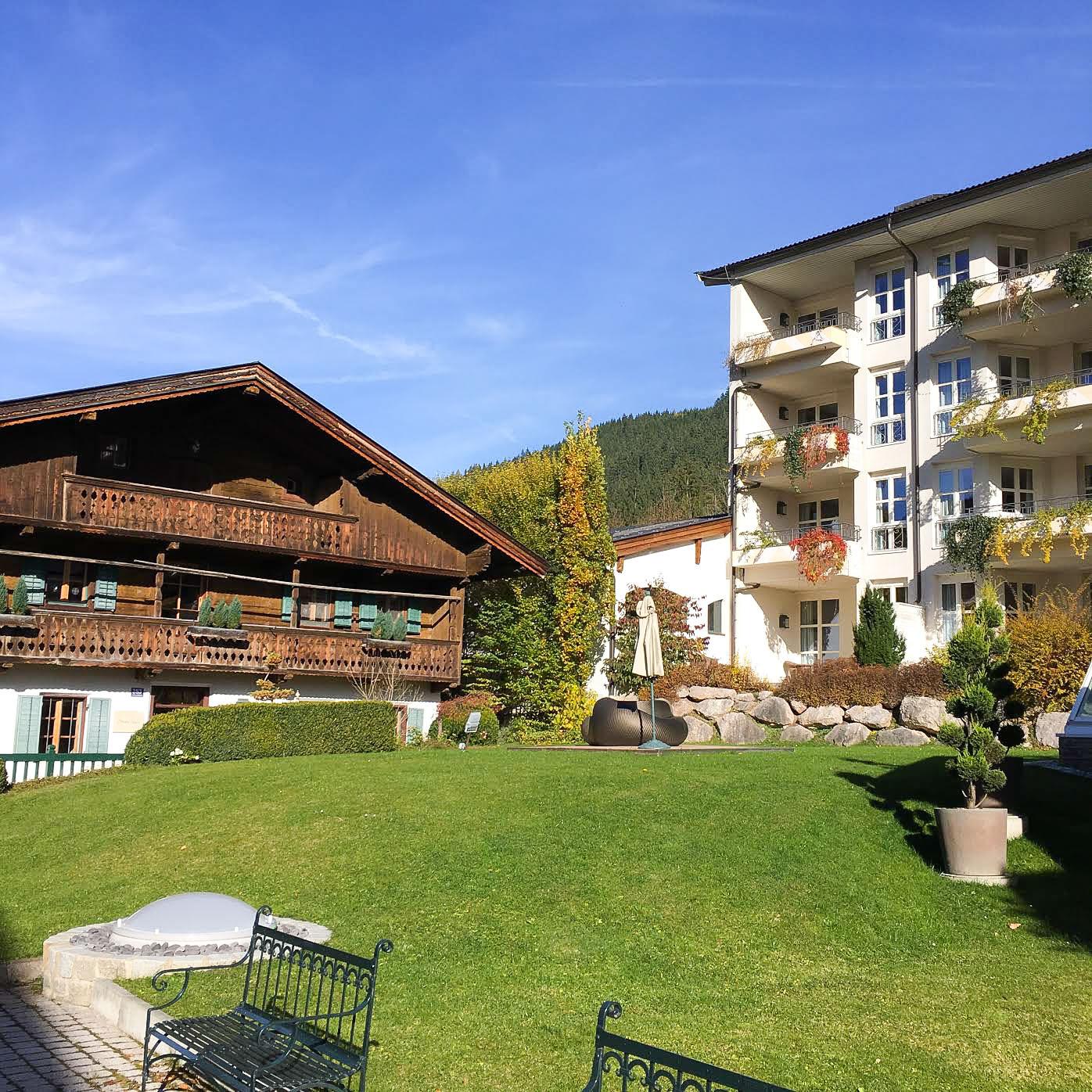 Entspannung / Selbstverteidigung / Posthotel Achenkirch