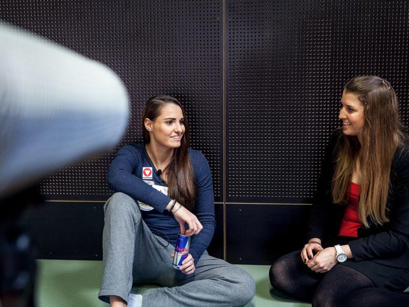 Alisa Buchinger - Karate Weltmeisterin im Interview
