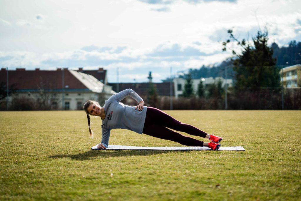 Rumpfstabilität Für Läufer Kräftigung Bauch Vorbereitung Wfl