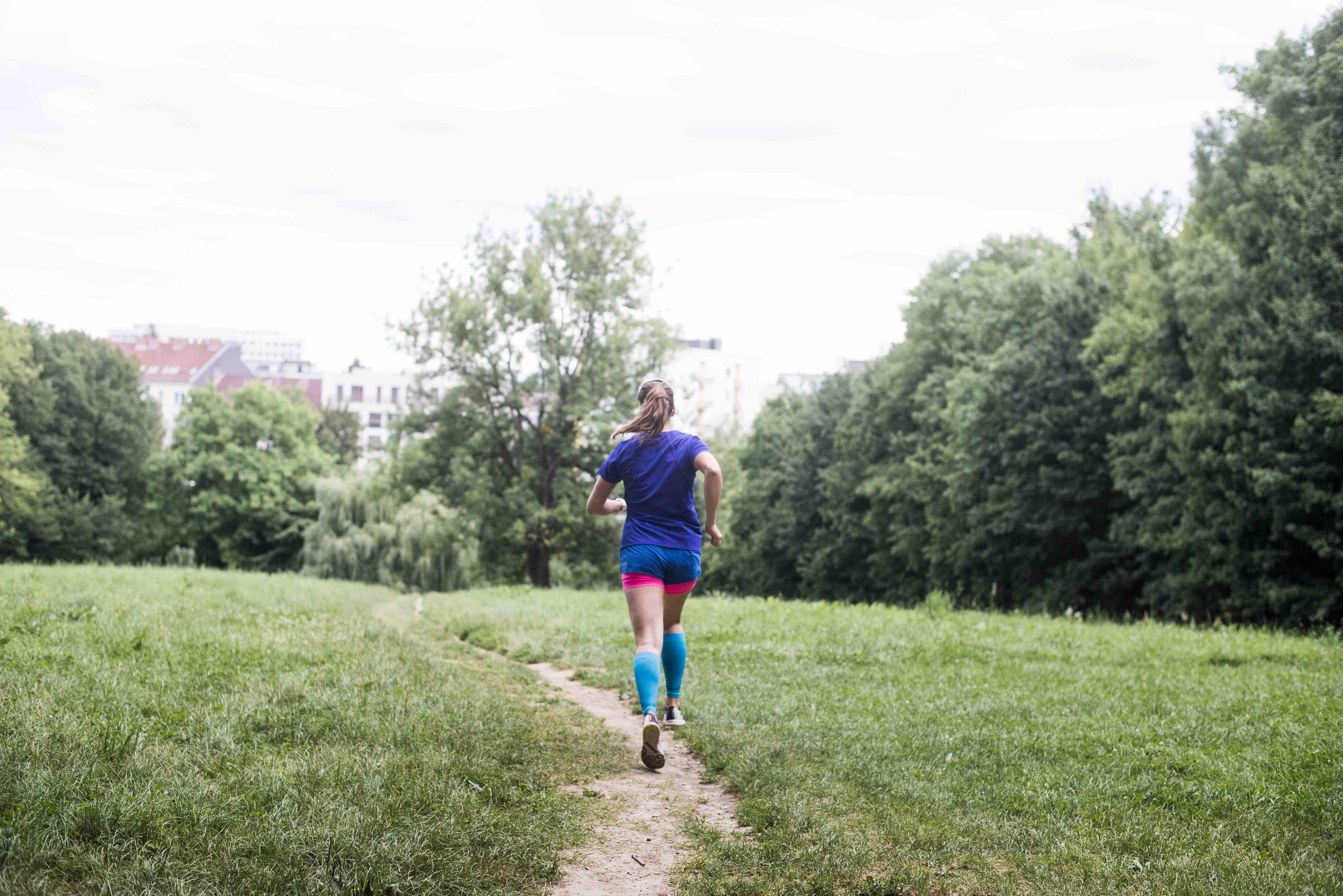 Wie du weiter, schneller und besser laufen kannst