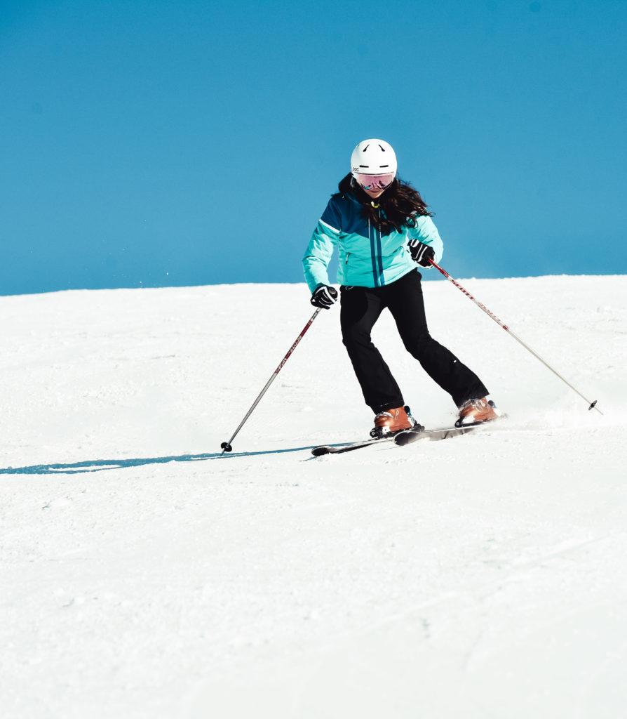 Ski tipps für anfänger und technik tipps carven klara fuchs