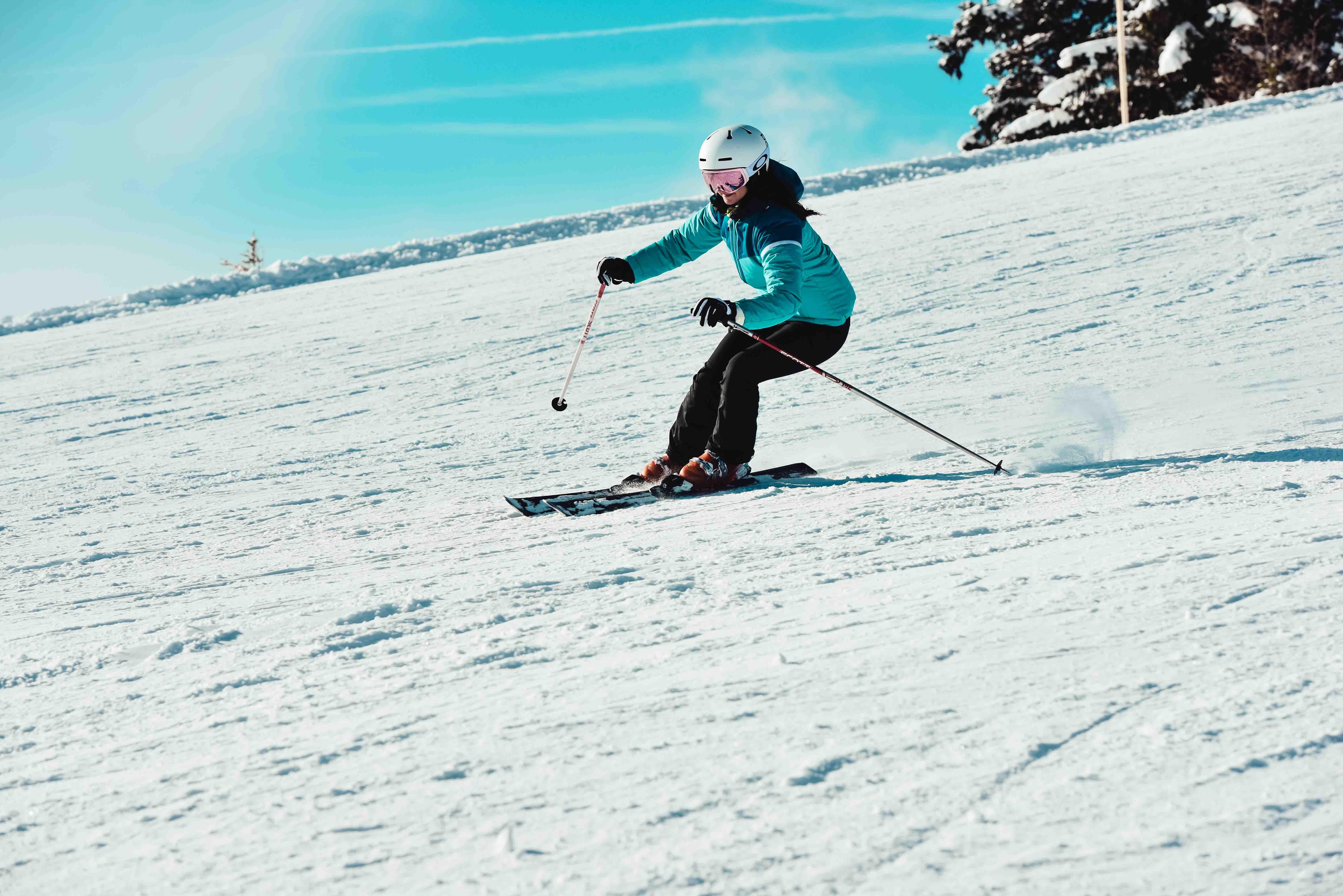 Ski tipps für anfänger und technik tipps carven klarafuchs