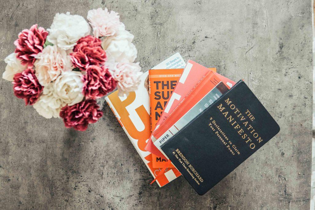 Gewohnheit Bücher Persönlichkeitsentwicklung