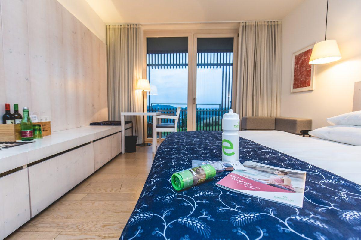 Hotelzimmer im LOISIUM Spa